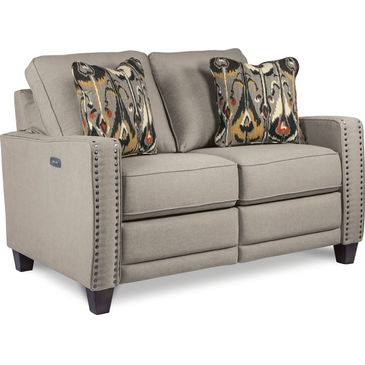 Duo™ PowerReclining Loveseat with USB Charging Ports