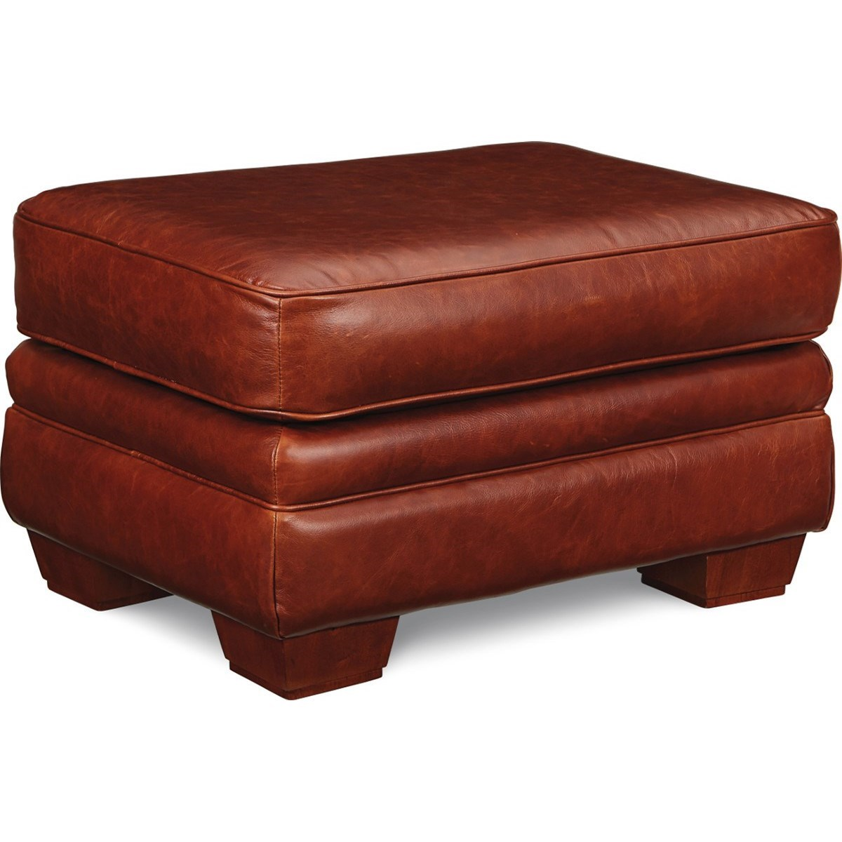 Ottoman with Premier ComfortCore Cushion