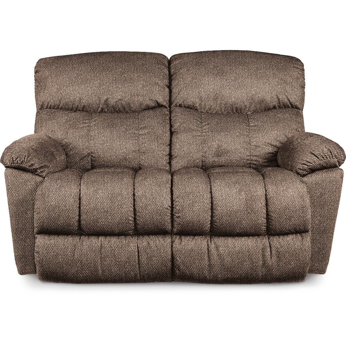 Casual Power Reclining Loveseat with USB Charging Ports and Power Headrests