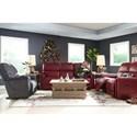 Power-Recline™ Sofa with Power Headrest