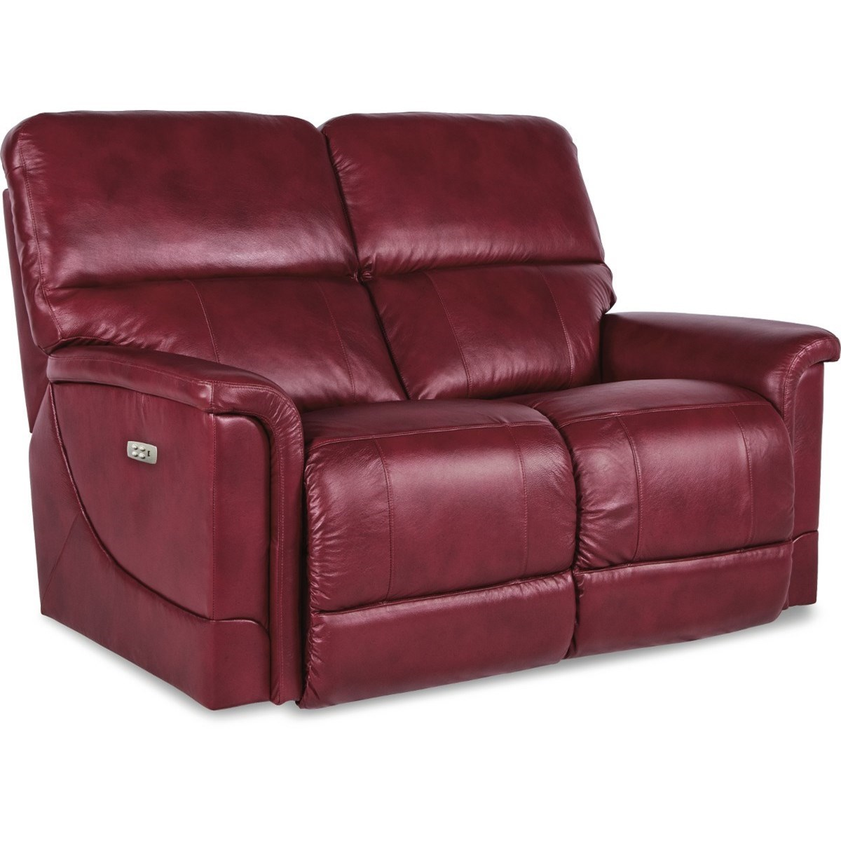 Power Reclining Loveseat with Power Headrests and USB Charging Ports