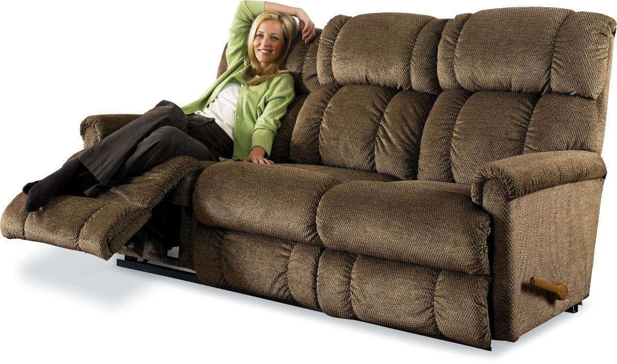 Reclina-Way® Reclining Sofa by La-Z-Boy | Wolf Furniture