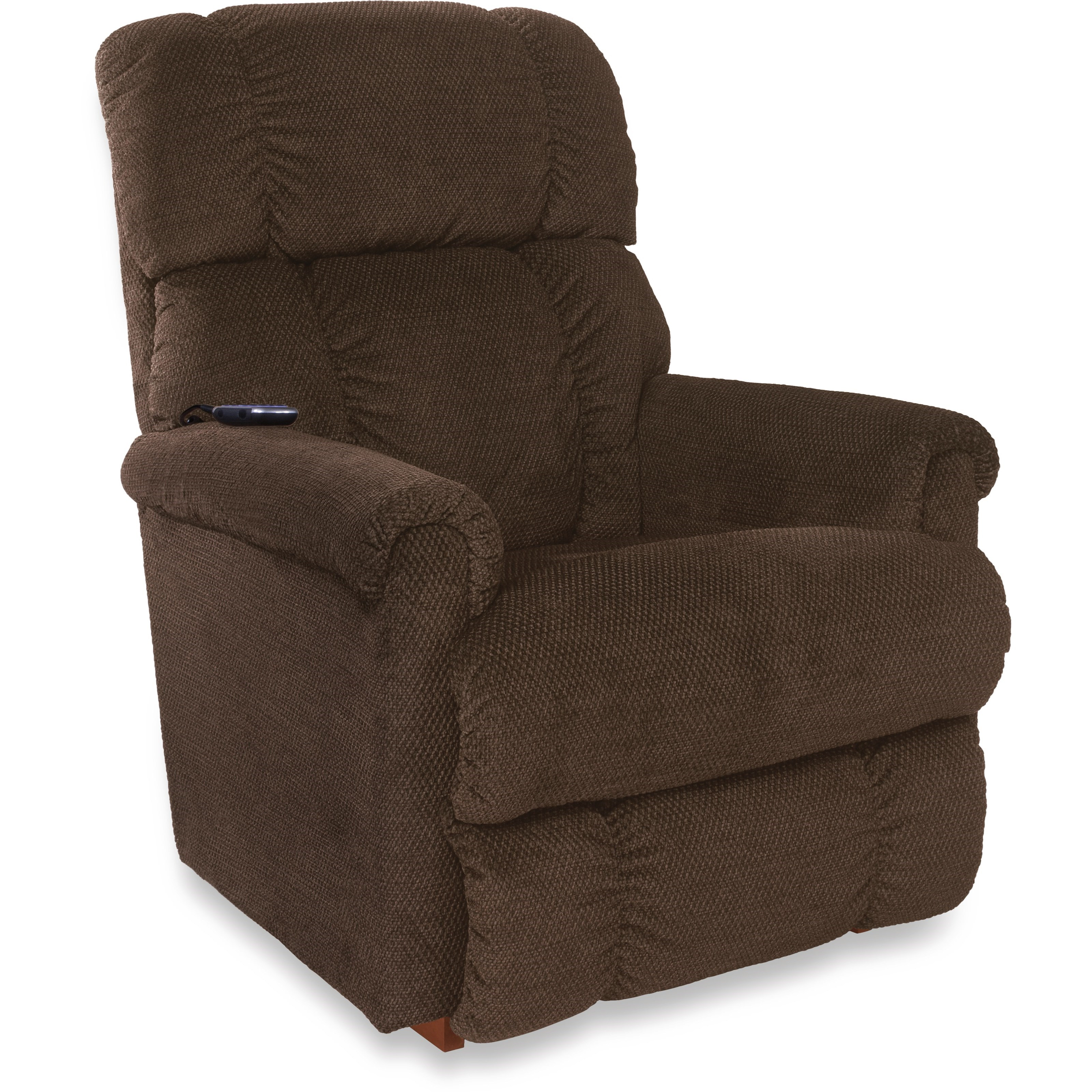 Platinum Luxury Lift? Power Recline XR Recliner With 6 Motor Massage And