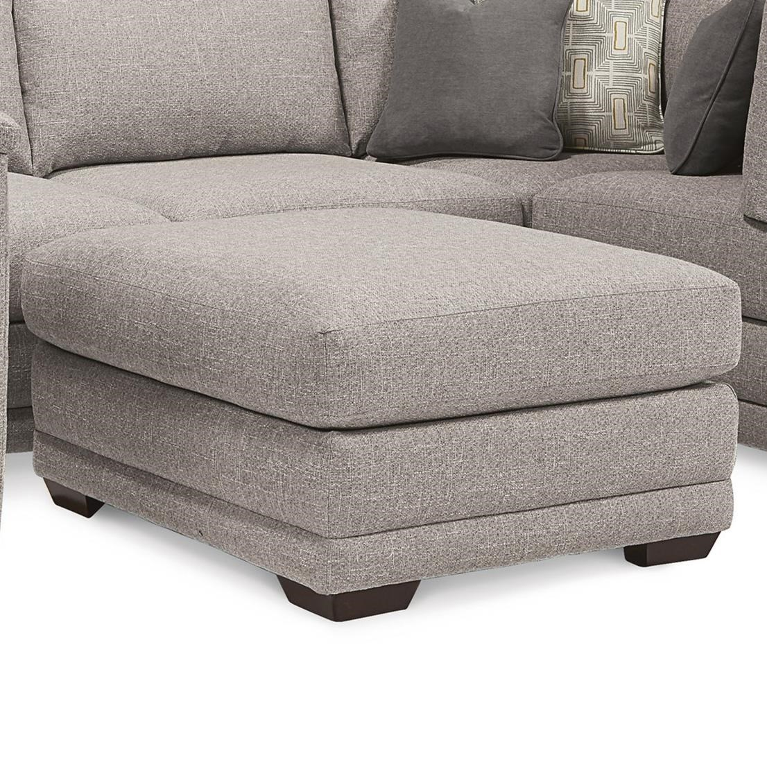 Sectional and Accent Ottoman
