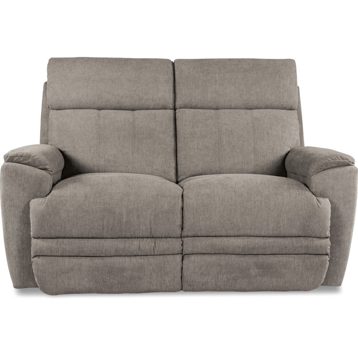 Casual Power Reclining Loveseat with USB Charging Ports