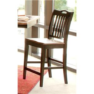 "Morris Home Furnishings Grafton Grafton 24"" Barstool"