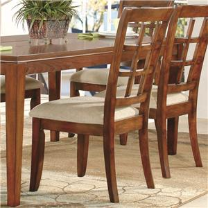 Morris Home Furnishings Aberdeen Aberdeen Dining Side Chair