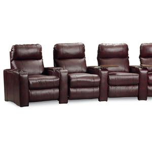 Lane End Zone 3 Piece Power Theater Seating