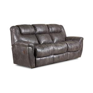 Lane Montgomery Double Reclining Sofa with Table and Massage