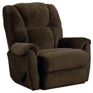 Lane Webb  Rocker Recliner with Heat and Massage