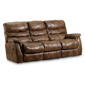 Lane Garrett Power Double Reclining Sofa