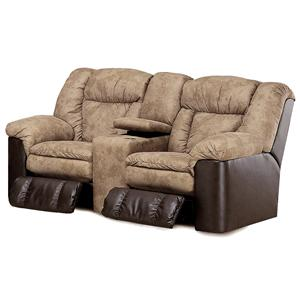 Lane Talon <b>Quick Ship</b> Double Reclining Sofa