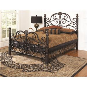 Largo Bella King Bed