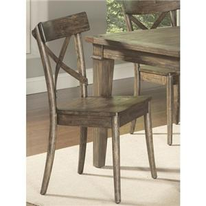 Largo Coronado Bent Wood Side Chair