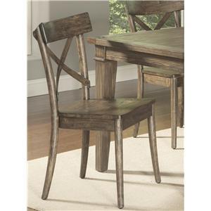 Largo Coronado  Bent Wood Side Chair