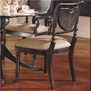 Largo Heritage Cane Side Chair
