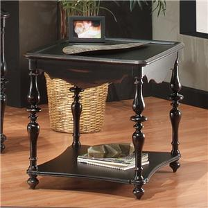Largo Mill Valley Rectangular End Table