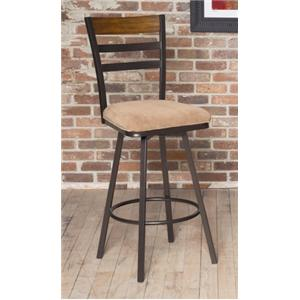 Largo Tempo Swivel Bar Stool
