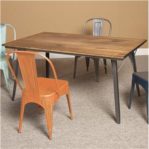 Largo Timbuktu Rectangular Dining Table