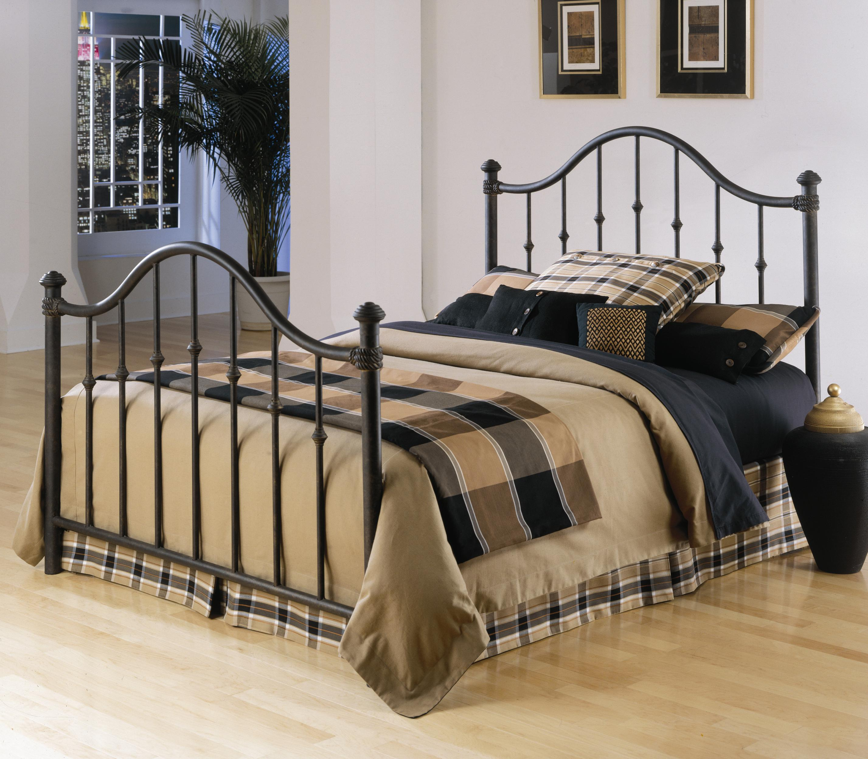 Largo Bedroom Furniture Twin Metal Headboard By Largo Wolf And Gardiner Wolf Furniture
