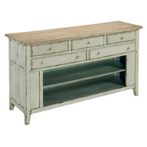 LaurelHouse Designs Haley Storage Console Table
