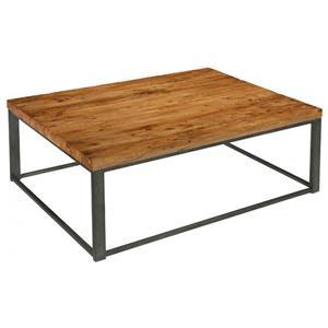 LaurelHouse Designs Tribeca Rectangular Cocktail Table