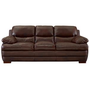 Vendor 1919 Baron Leather Sofa