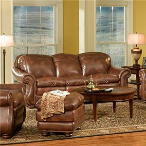 Leather Italia USA Duplin Sofa