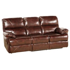 Leather Italia USA Martin POWER RECL SOFA... STOCK ONLY!!!