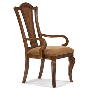 Legacy Classic American Traditions Splat Back Arm Chair