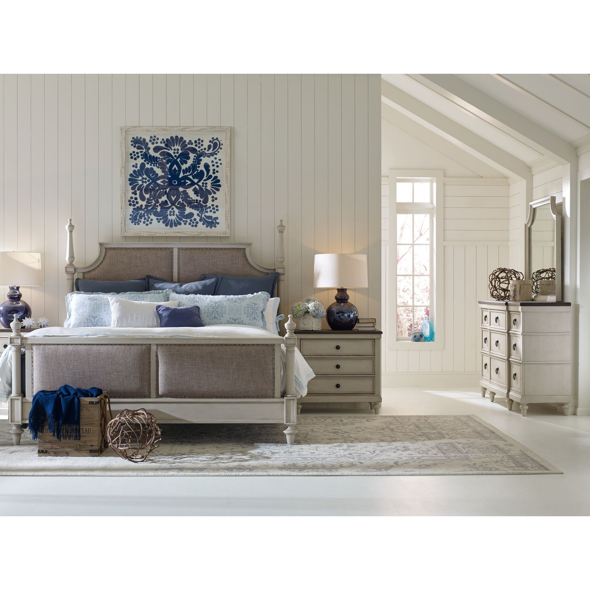 California king bedroom group by legacy classic wolf - California king bedroom furniture ...