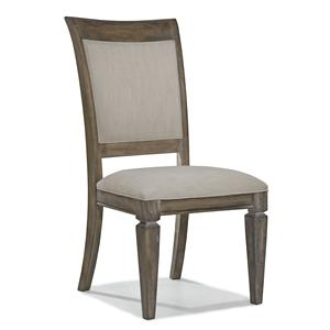 Legacy Classic Brownstone Village Upholstered Back Side Chair