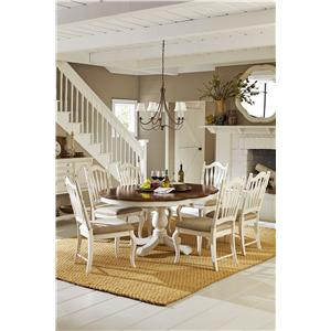 Legacy Classic Haven Formal Dining Room Group 2