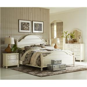 Legacy Classic Haven King Bedroom Group 1