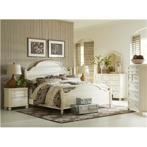 Legacy Classic Haven King Bedroom Group 2