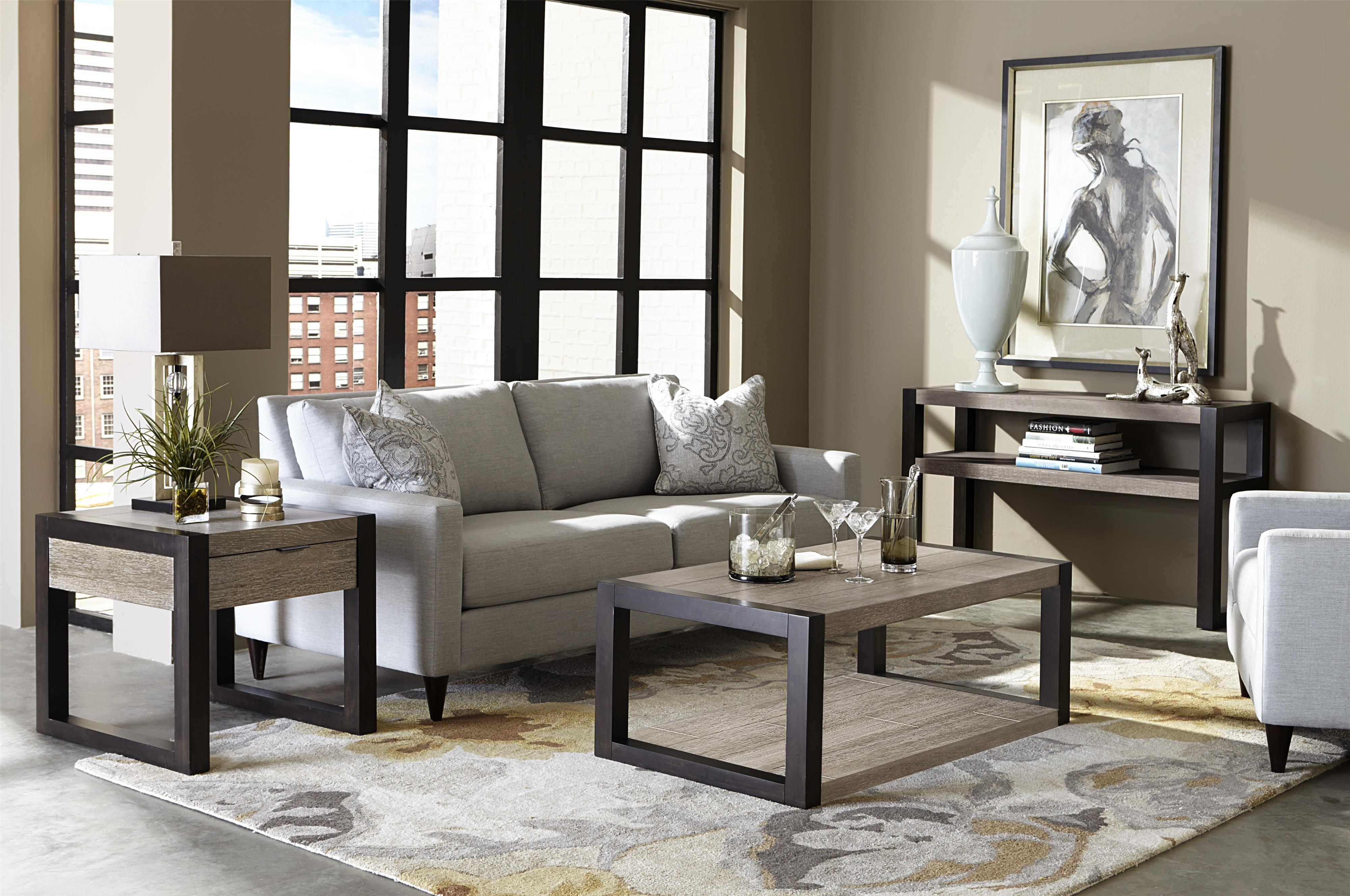 Sofa Table with Shelf by Legacy Classic