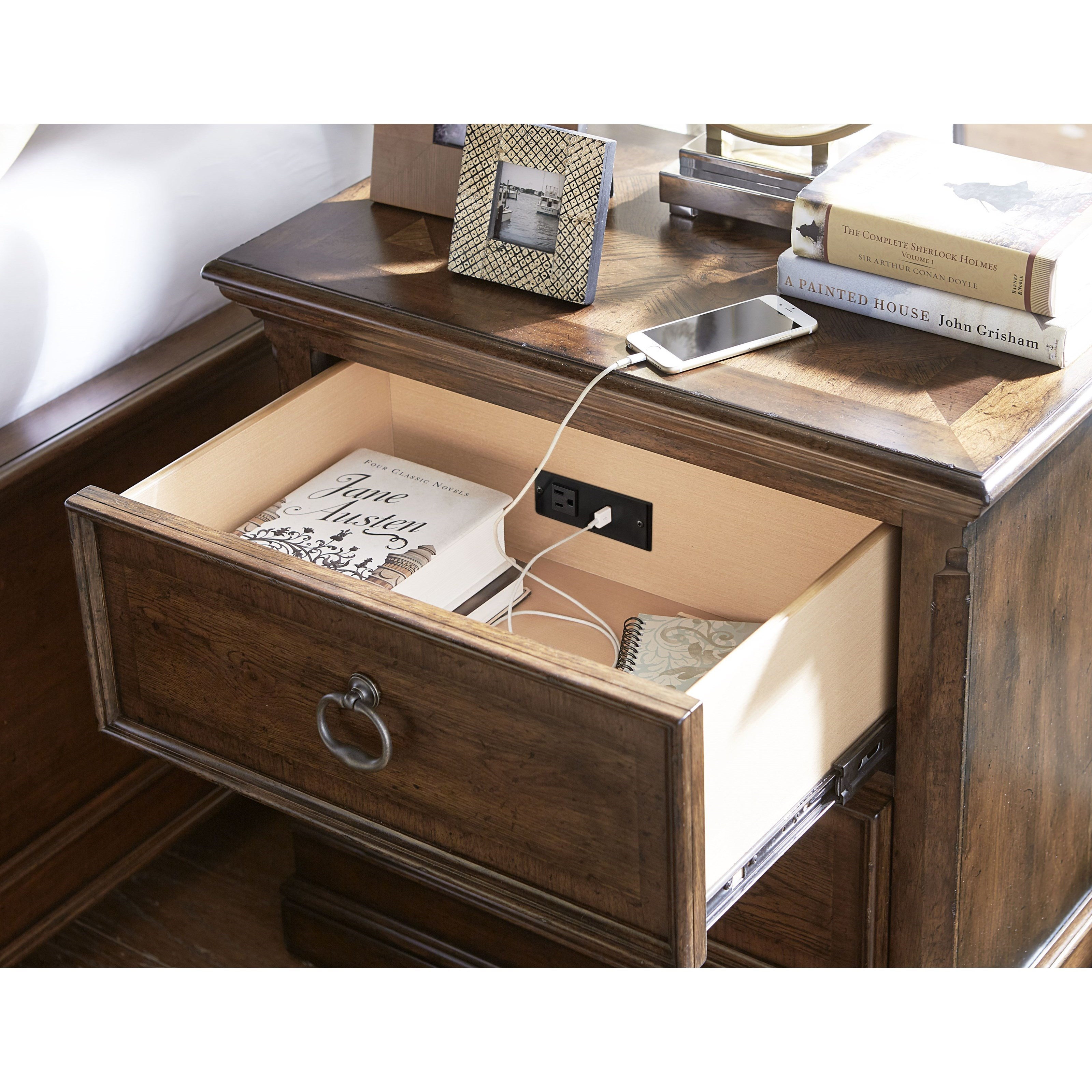 furniture drawer three awesome nightstand drawers ortanique of outlet in city poster tri king bed