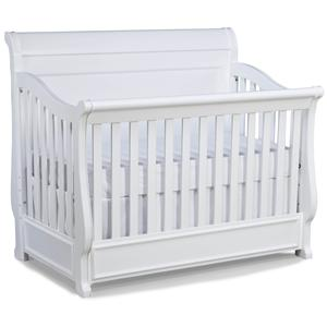 """Legacy Classic Kids Madison Complete """"Grow with Me"""" Crib Kit"""