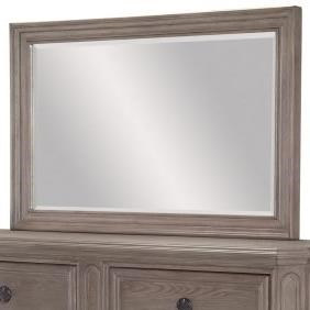 Relaxed Vintage Landscape Mirror