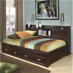 Legacy Classic Kids Park City Full Size Study Lounge Bed