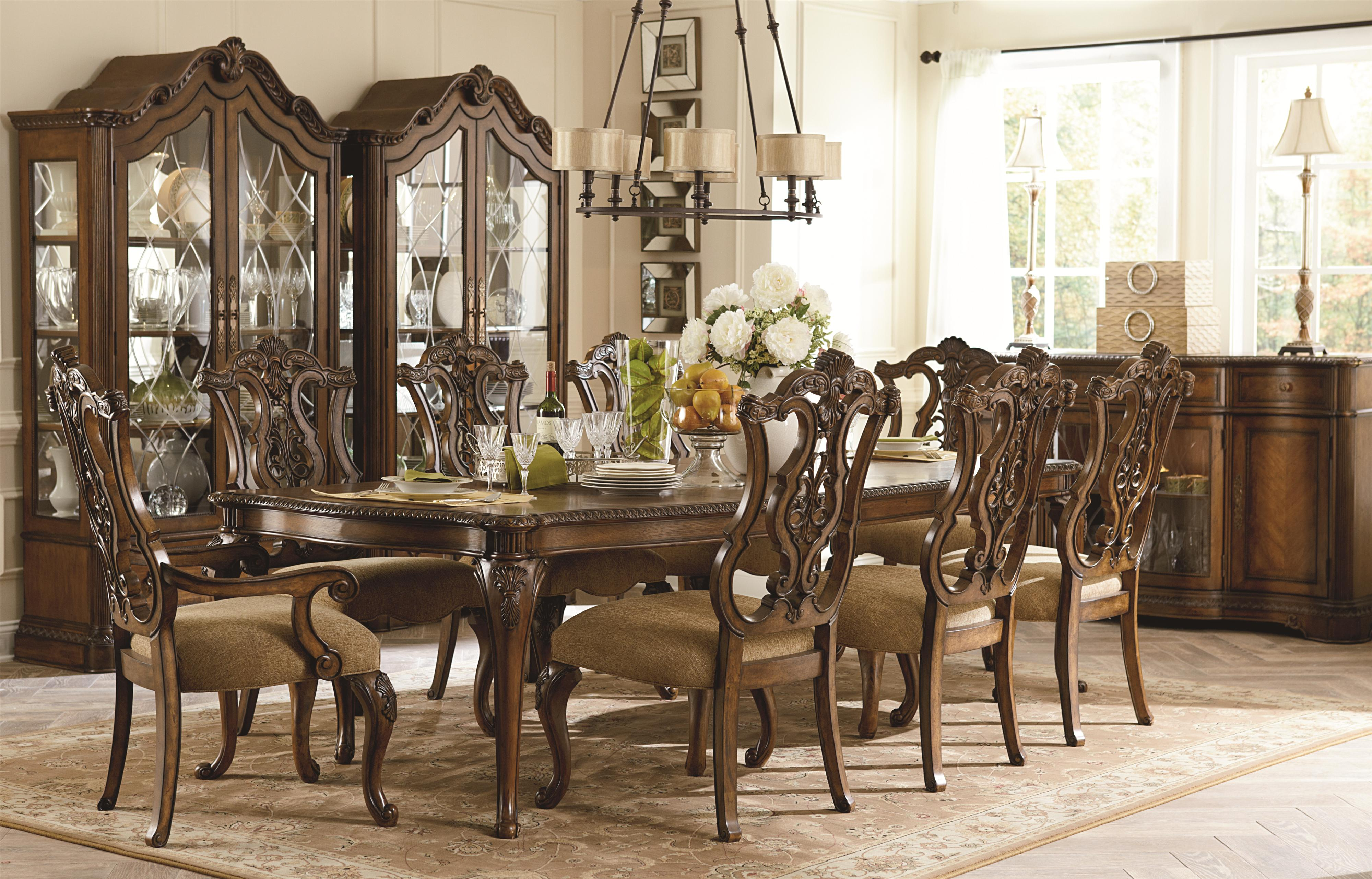 Legacy Dining Room Furniture Pierced Back Side Chair By Legacy Classic Wolf And Gardiner Wolf