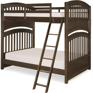 Legacy Classic Kids Academy Full over Full Bunk Bed