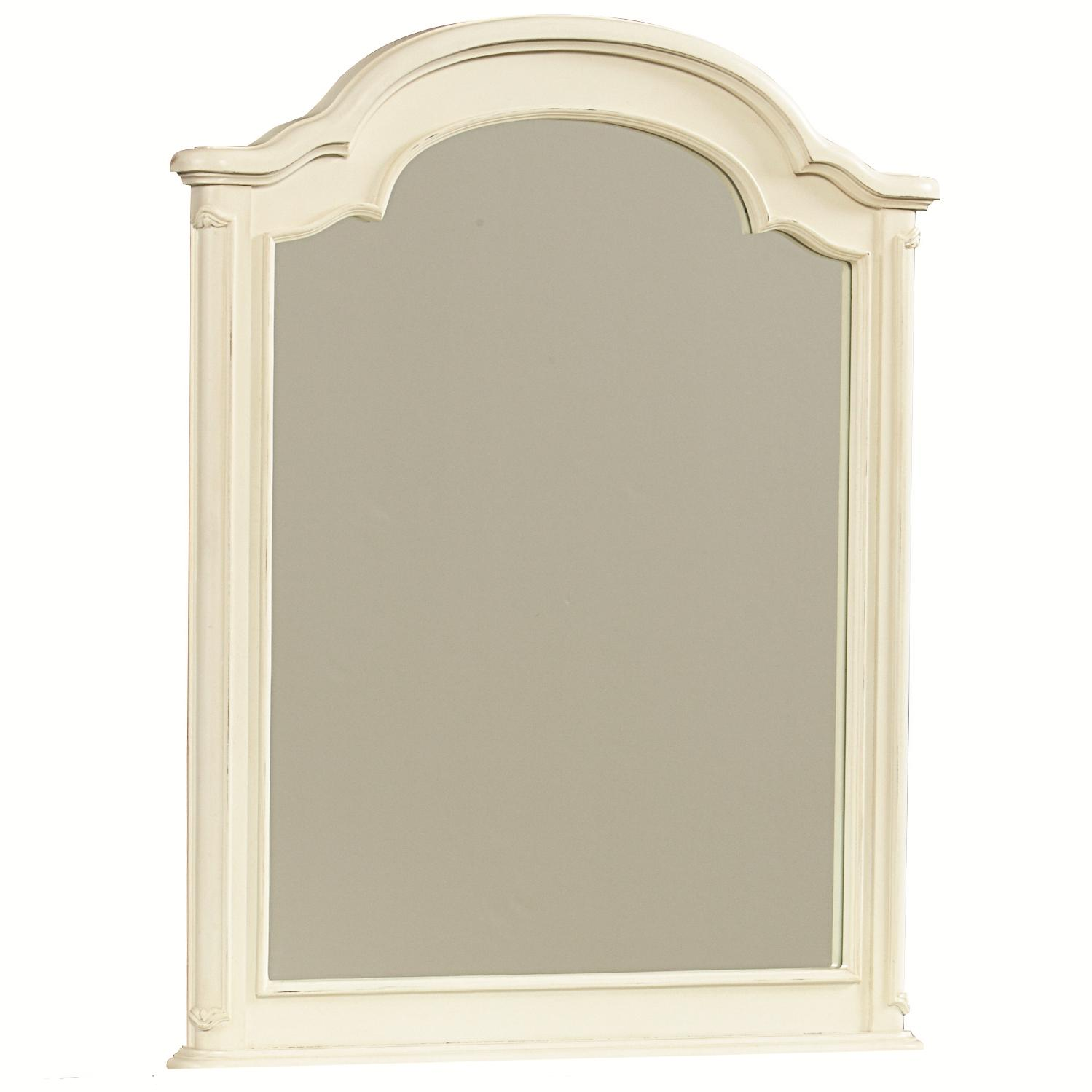 Arched Mirror with Wood Frame by Legacy Classic Kids | Wolf and ...