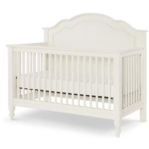 Grow with Me Convertible Crib/Toddler Bed/Daybed/Full Bed