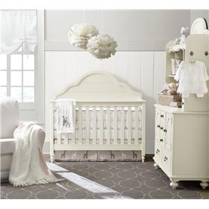 Legacy Classic Kids Inspirations by Wendy Bellissimo Crib Bedroom Group