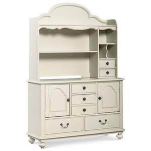 Legacy Classic Kids Inspirations by Wendy Bellissimo Dresser and Hutch