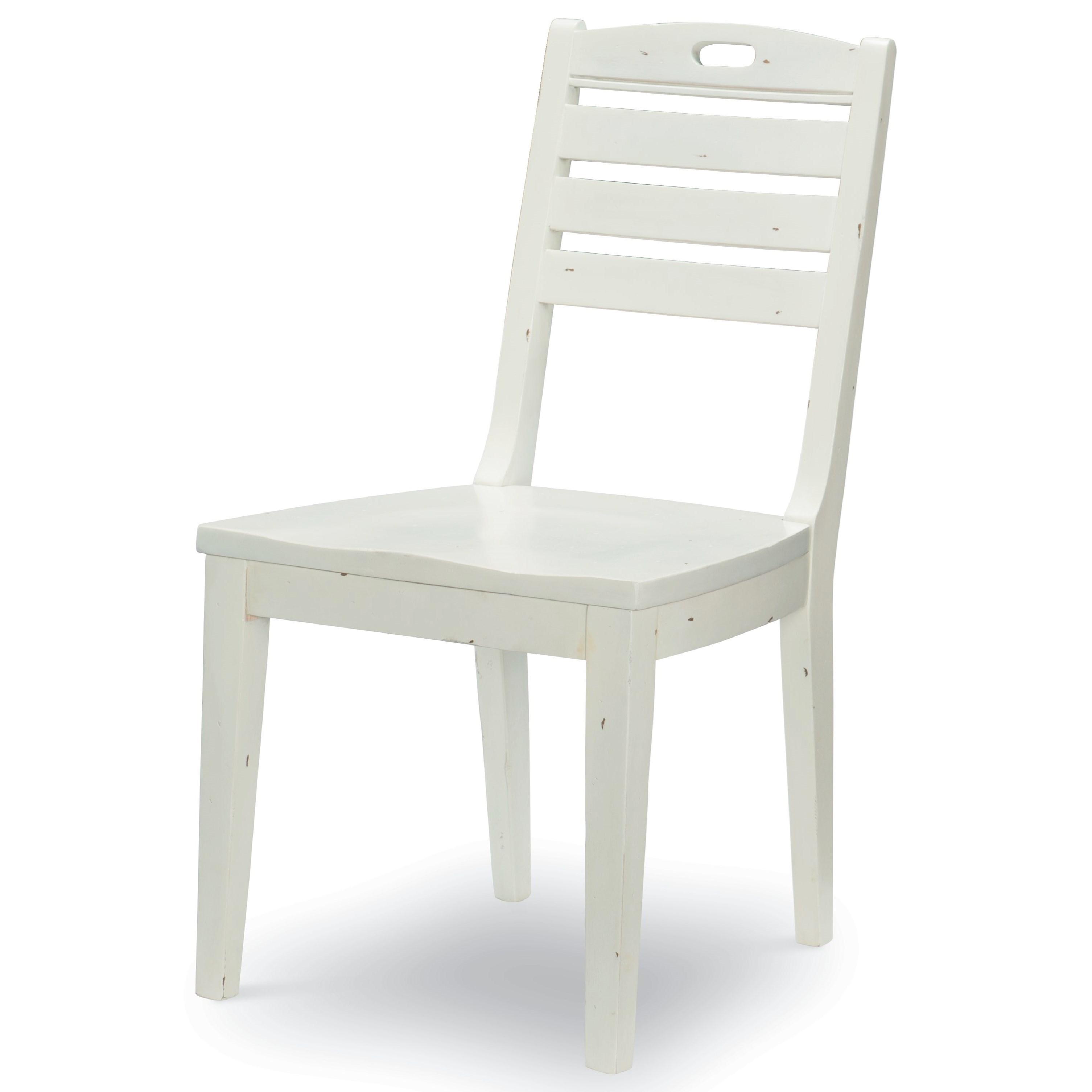 Ladder-back Desk Chair