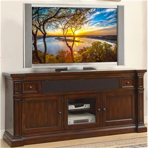 "Legends Furniture Berkshire  76"" TV Console"