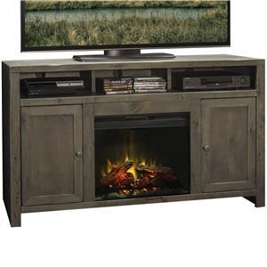 Vendor 1356 Joshua Creek Fireplace Console