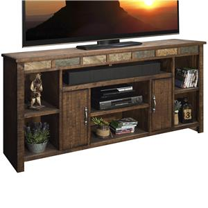 "Vendor 1356 Old West 75"" TV Console"